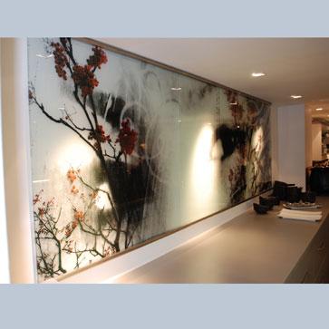 en verre et contre tout effets de verre verre d cor. Black Bedroom Furniture Sets. Home Design Ideas