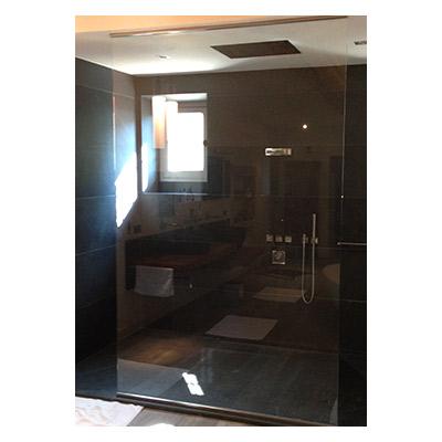 en verre et contre tout r alisations verrerie porte de douche cloison et paroi de douche en. Black Bedroom Furniture Sets. Home Design Ideas