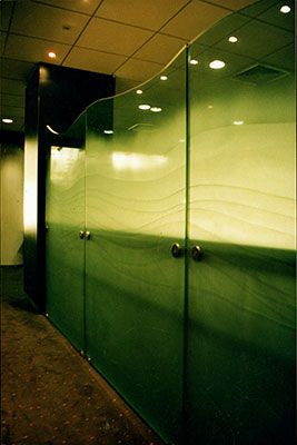 En verre et contre tout tous droits rservs 20152016 for Porte coulissante transparente