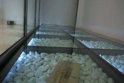 En verre et contre tout r alisations verrerie sol en for Dalle de verre sol prix